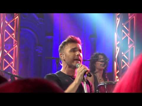 "Gary Barlow ""Thrill Me"" Fly Album Launch Party"