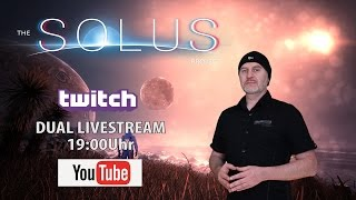 The Solus Project [Livestream 05.04.2016] [Trailer & Outtakes] [Let's Play Gameplay Deutsch] thumbnail