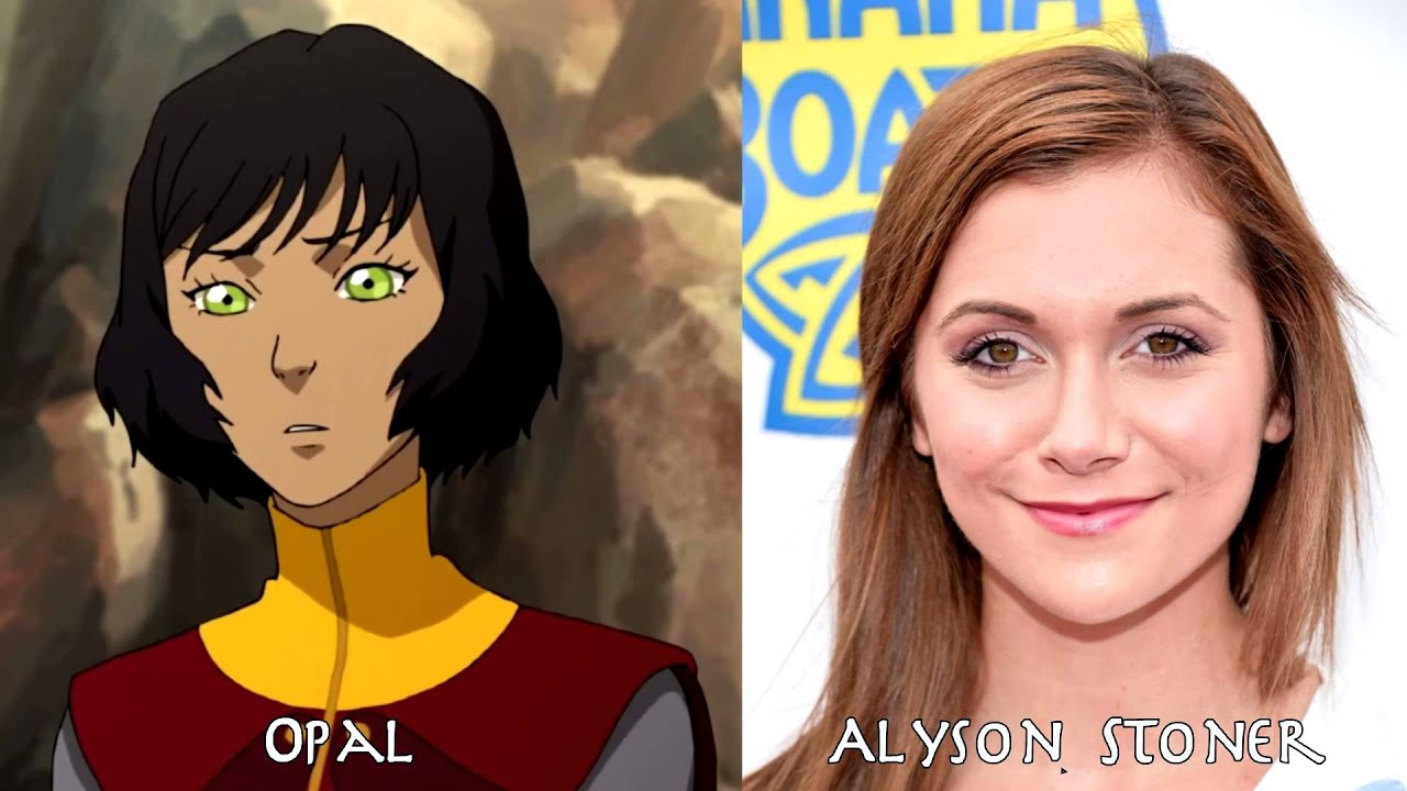 The Legend Of Korra Characters And Voice Actor Book 14 Youtube