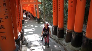 Yaya Han - Japan Vlog - Part 2! Temple Fatigue!