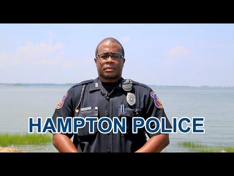 YOUR Hampton Police Division