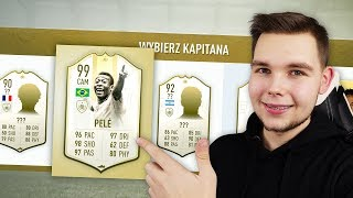 DRAFT z PELÉ 99!   FIFA 19
