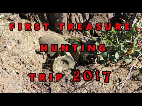First Treasure Hunting Trip of 2017