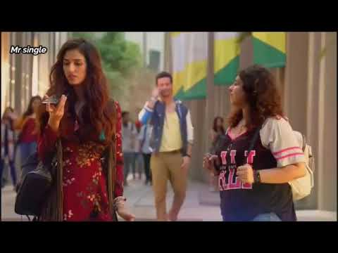 Tiger shorff funny talk ❤❤❤ baaghi movie song,comedy😅