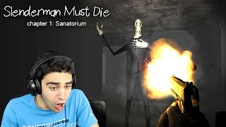 KILL SLENDERMAN AND FIND THE 8 PAGES!! - Slenderman Must Die (Chapter 1)