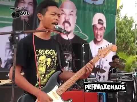 Permax Chaos - Punk Baru crewssakan at.SMA N 1 Weleri