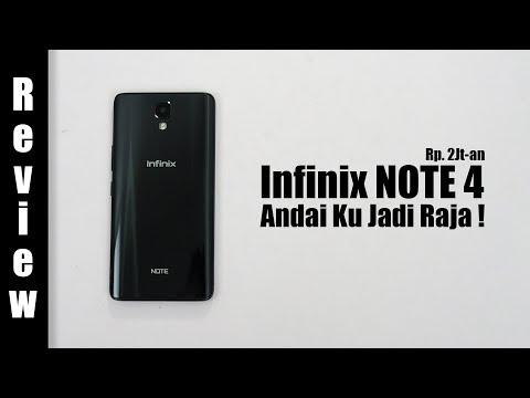 Review : Infinix Note 4 Indonesia : Andai Ku Jadi Raja !