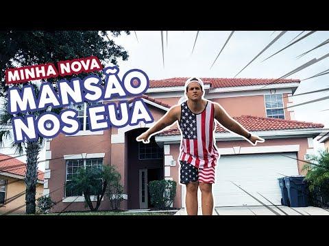 VIM MORAR SOZINHO NOS ESTADOS UNIDOS!!