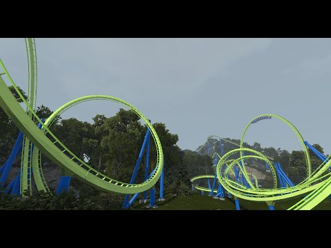 Vile Viper : Nolimits 2 B&M Sitdown