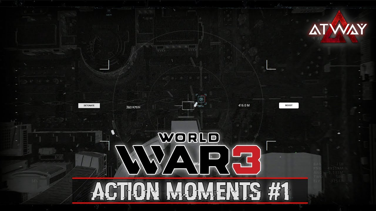 World War 3  Action Moments #1
