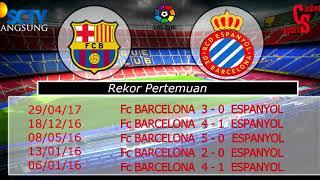 Barcelona vs espanyol . camp nou ...