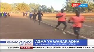 Azma ya wanariadha kushinda medali |Zilizala Viwanjani