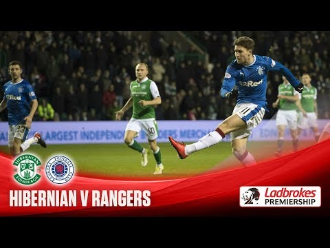 Gers keep pressure on top by beating Hibees