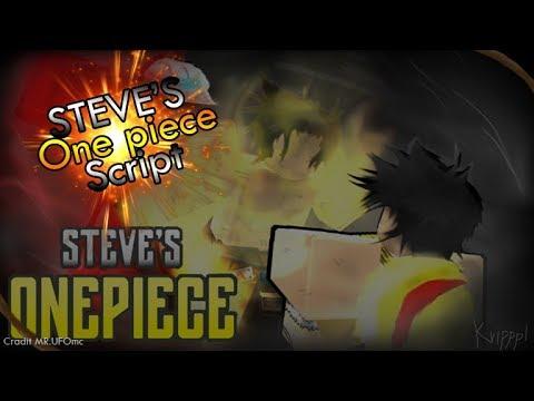 alpha steve's one piece hack farm luffy - steve's one piece | HACK/SCRIPT | Fly , Farm luffy , tp Quest  SHOWCASE!!