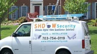 SHDOW SECURITY Video Surveillance Company