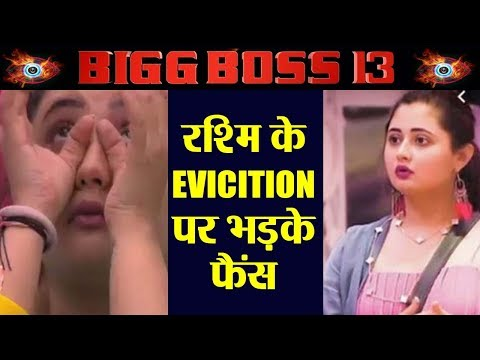 Bigg Boss 13: Fans angry on Rashami Desai's EVICITION | FilmiBeat Mp3