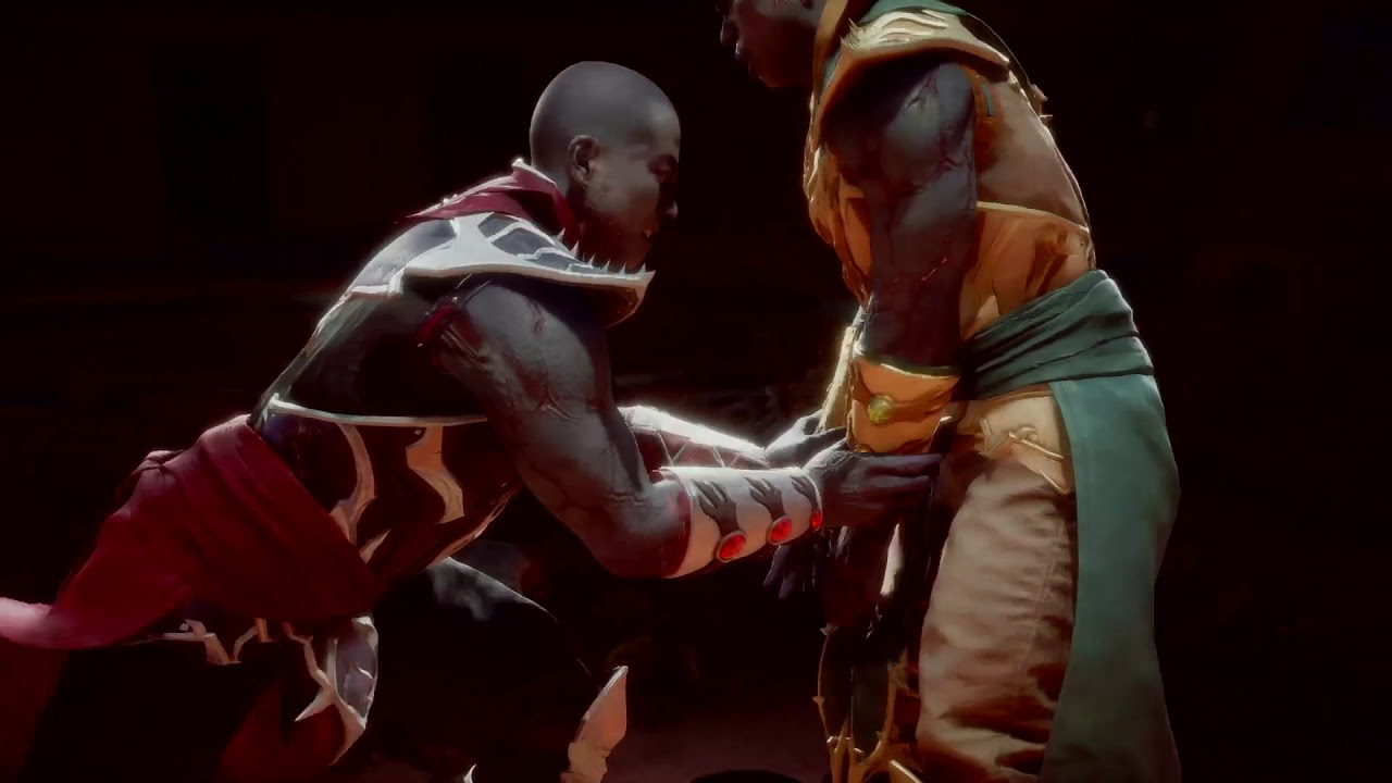 kung lao second fatality