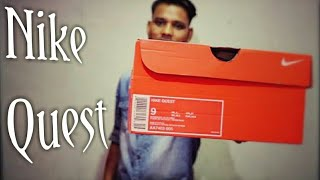 Nike quest Running shoe | Overview in hindi