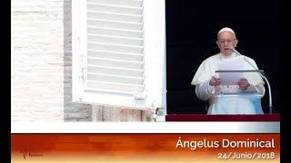 Ángelus del 24/06/2018 HD