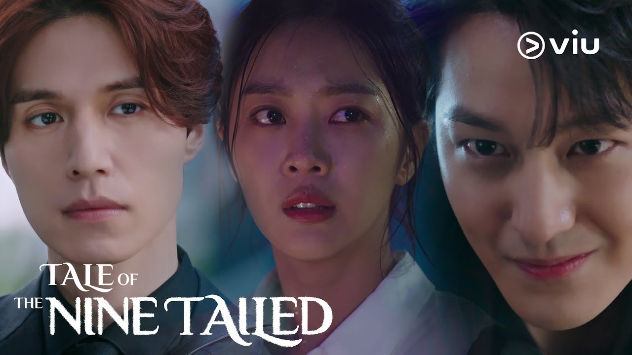 TALE OF THE NINE TAILED Teaser #2 | Lee Dong Wook, Jo Bo Ah, Kim Bum | Coming to Viu