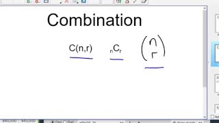 What is a combination