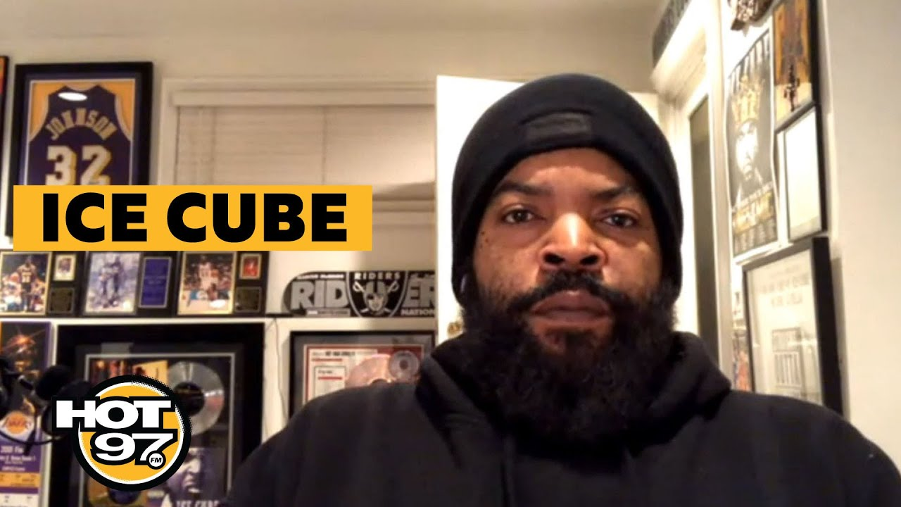Ice Cube Clears Up Decision To Work w/ Trump, His Plan To Help Black Community, + Working w/ Diddy