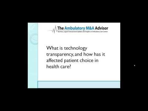 Webinar: Technology and its Impact on Triple Aim in Healthcare