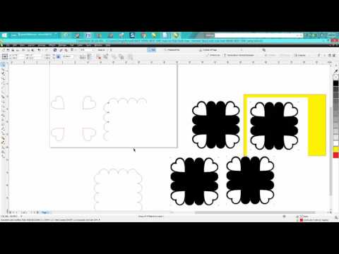 Corel Draw Tips & Tricks Re draw or Trace