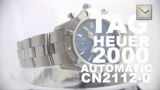 tagheuer 2000 exclusive cn2112 0