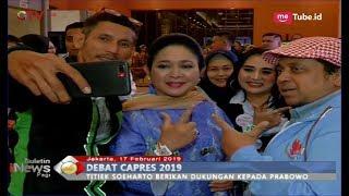 Download Video Titiek Soeharto Beri Dukungan untuk Prabowo - BIP 18/02 MP3 3GP MP4