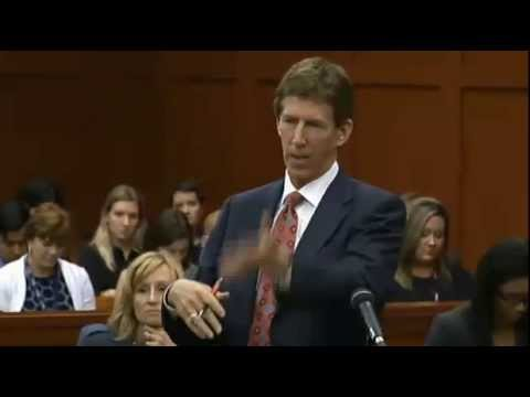 George Zimmerman Jury Selection - Day 1 - Part 1