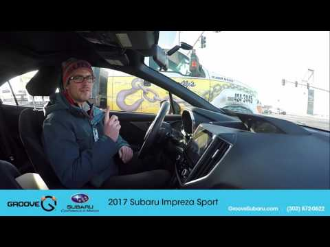 2017 Subaru Impreza Sport in depth review walk around test drive