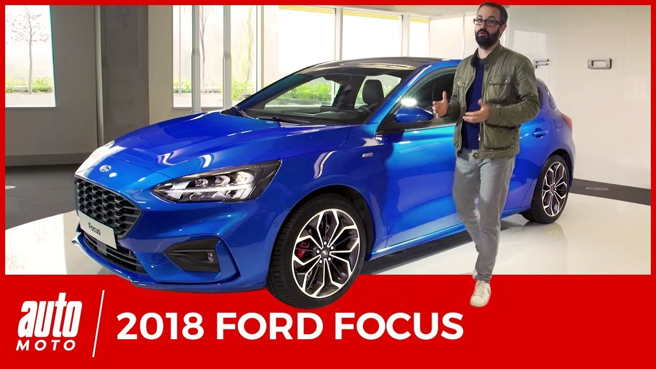 nouvelle ford focus 2018 toutes les infos moteurs prix youtube. Black Bedroom Furniture Sets. Home Design Ideas