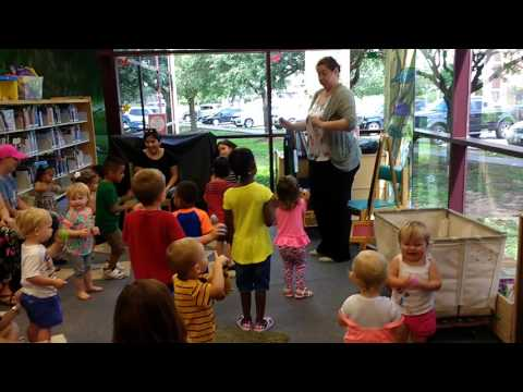 Shake Your Shaker Eggs Library Story Time Full Song