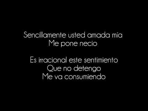 Romeo Santos   Necio Letra Lyrics