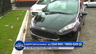 CONFIRA NOSSAS OFERTAS EXCLUSIVAS NA ALDO'S CAR MULTIMARCAS