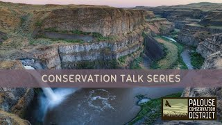 Conservation Talk Series   Water Conservation April 7, 2021