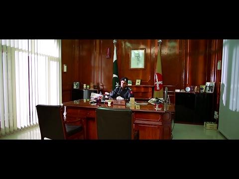 Awam Kay Sipahi EP 4 (Commandant FC - Safwat Ghayur Shaheed) HD