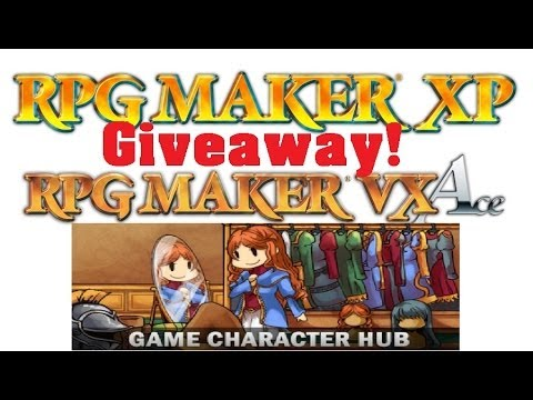 Closed Rpg Maker Vx Ace Xp And Game Character Hub