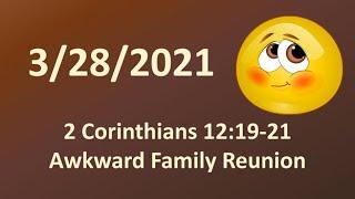 2 Corinthians 12:19-21