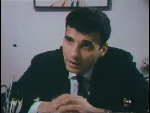 Ralph Nader | Political Activist | This Week | 1971