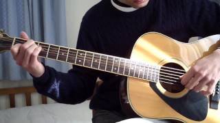 the mask of zorro - solo guitar