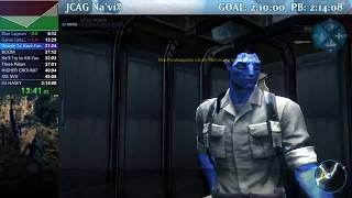 [WR] James Cameron's Avatar: the Game (PC, Na'vi%) Speedrun in 2:08:35