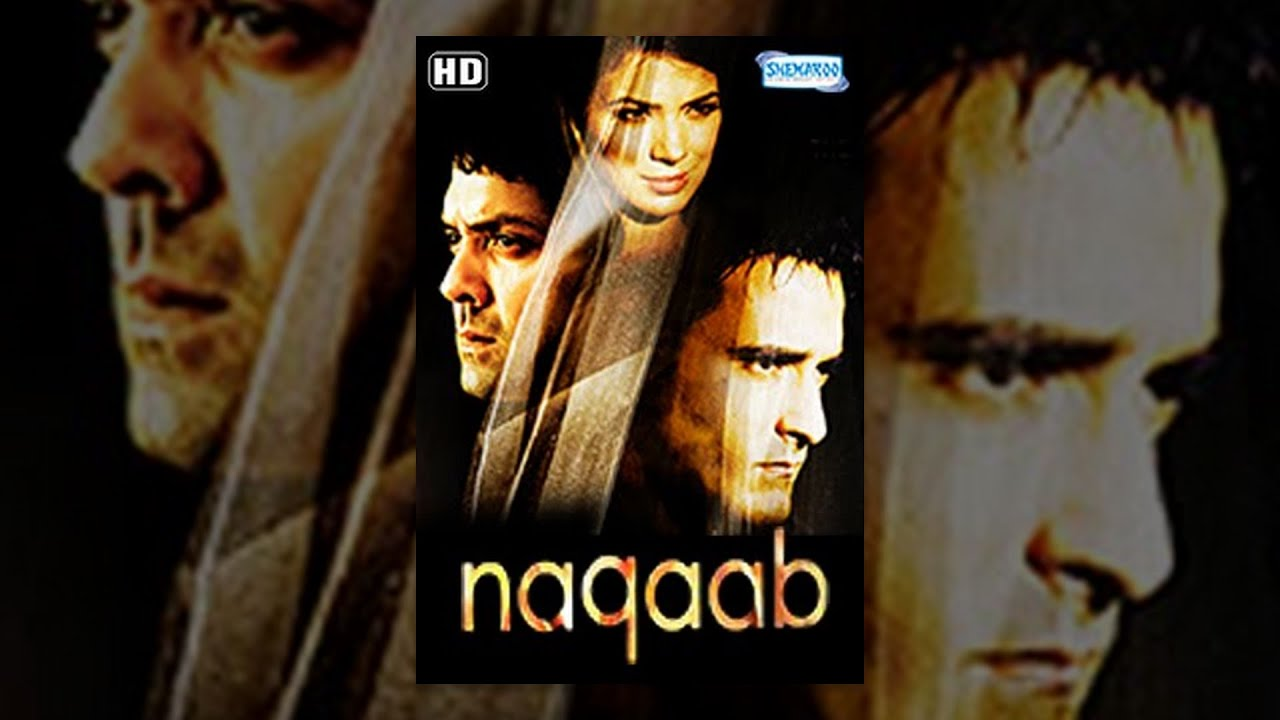 Naqaab {2007}(HD) Hindi Full Movie - Bobby Deol, Akshaye Khanna, Urvashi Sharma-(With Eng Subtitles)