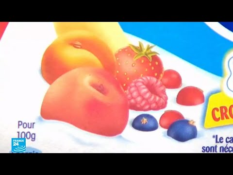 مواد مشتقة من الخنزير والحشرات والبقر في منتجات الحليب والحلويات بفرنسا!!  - نشر قبل 26 دقيقة