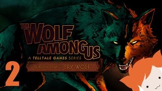 WOLF AMONG US 5: CRY WOLF - PART 2