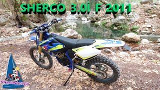 SHERCO 3.0İ F MOTORUM İLE SOLO ENDURO KEYFİ DOYRAN  ORMANLARI - YELKENLİ VE MOTORLU ÇİFT VLOG