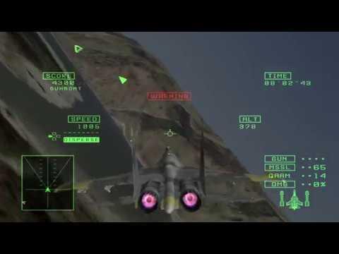 ACE COMBAT 5 PS4 Ver - Ghosts Of Razgriz