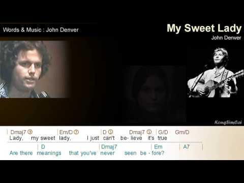 My sweet lady john denver download free