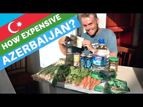 AZERBAIJAN IS SOOO CHEAP! 🇦🇿